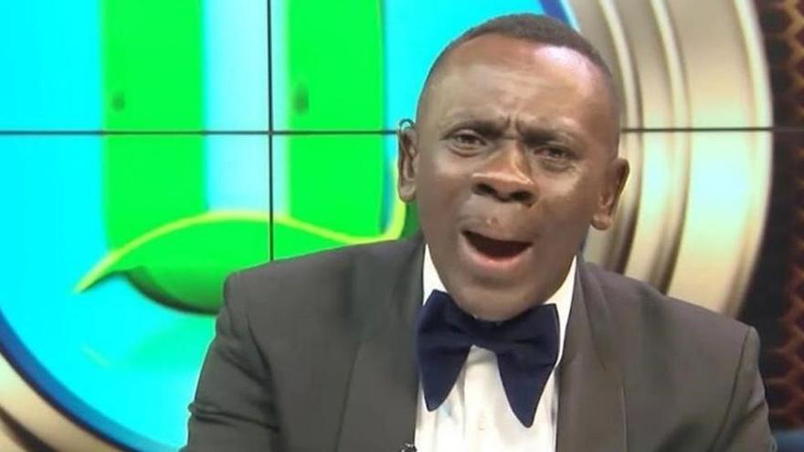 La hilarant pronunciació del 'Pedrerol' de Ghana