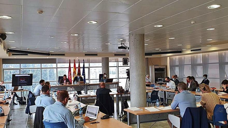 Vox permite al Consistorio de Lorca sacar adelante las ordenanzas fiscales de 2021