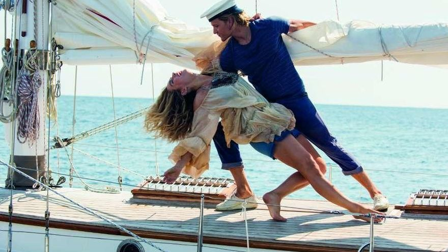 "La secuela de ""Mamma Mia"" agita la cartelera"