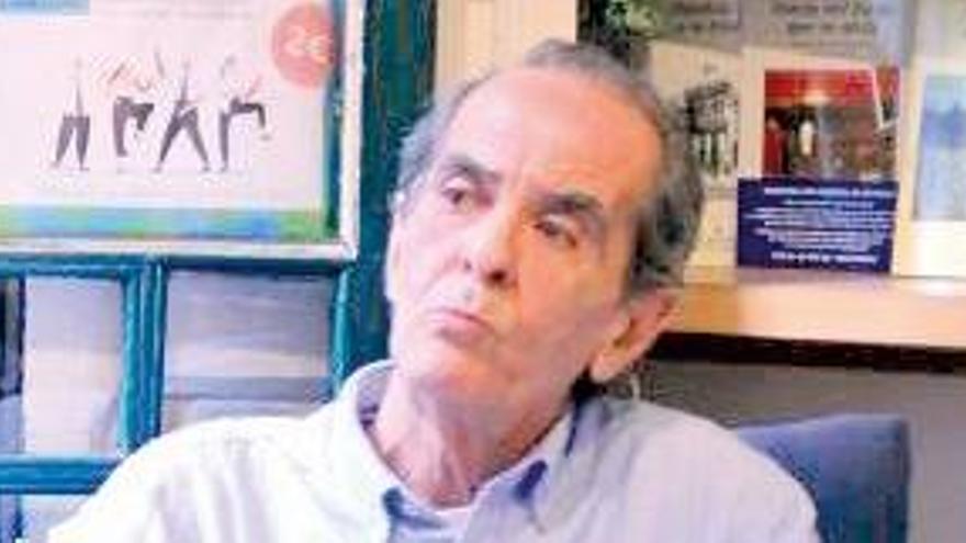Abelardo Muñoz el estilista