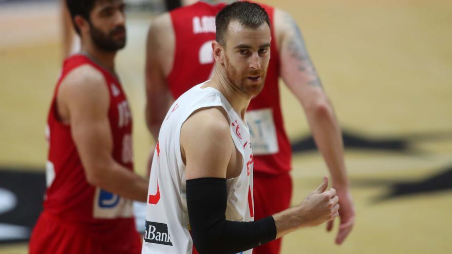 Valencia Basket: Víctor Claver… encantado de volver a Valencia