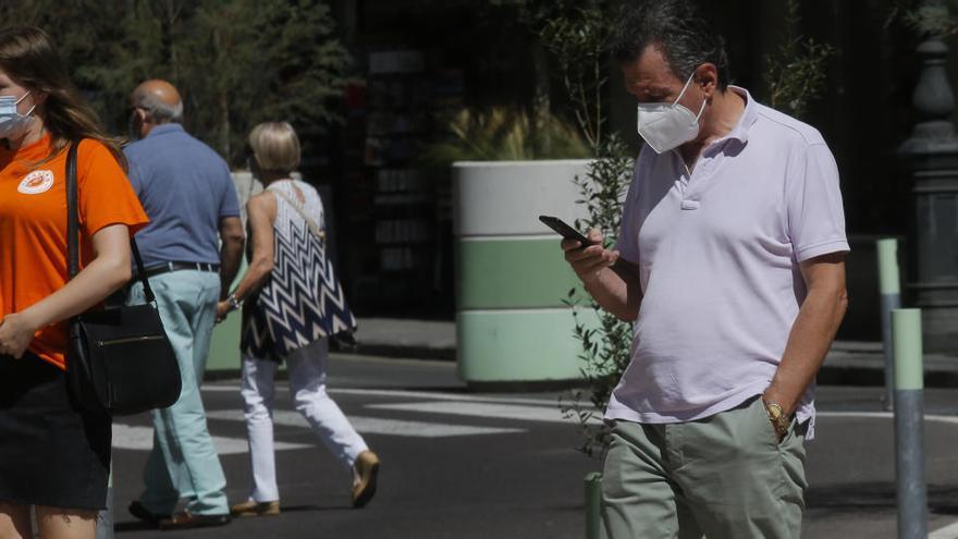 Sanitat actualiza los datos de la covid en la Comunitat Valenciana