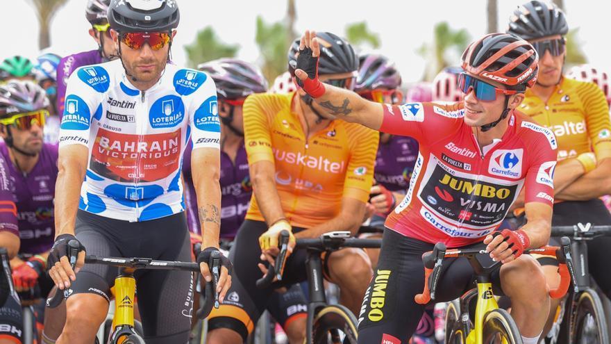 Ningún positivo en Covid-19 entre los 580 controles realizados por La Vuelta