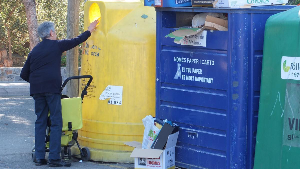 Sóller separará en dos recibos la tasa la basura y la de incineración
