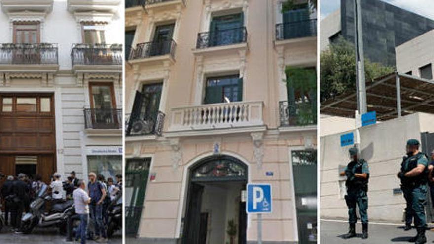 Zaplana, piso en Madrid y chalé en Benidorm