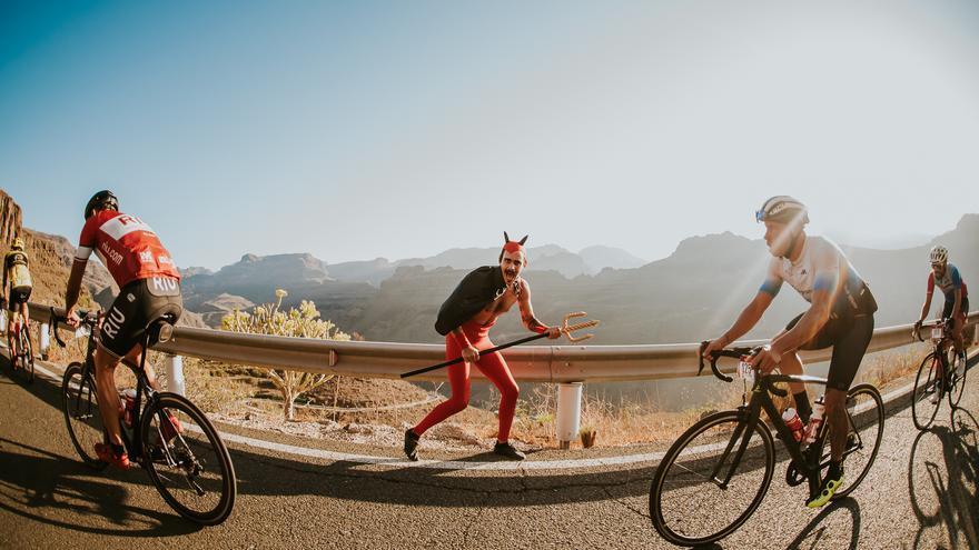 Matti Helminen y Josefine Huitfeldt, campeones imbatibles en la primera etapa de la EPIC Gran Canaria RIU Hotels&Resorts
