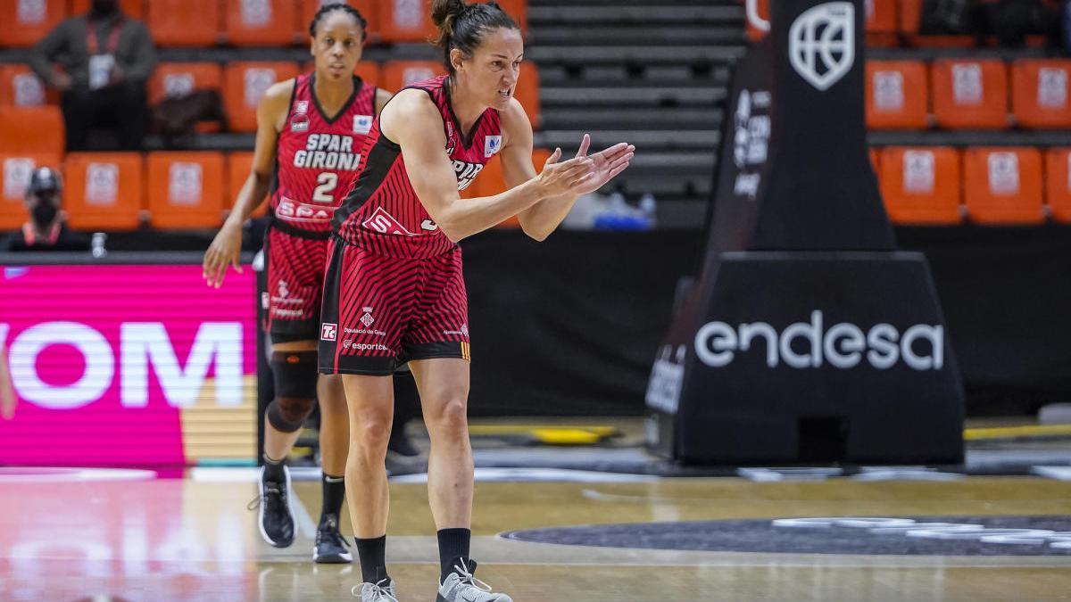 Laia Palau: «Volem brindar el títol a la ciutat i al club»