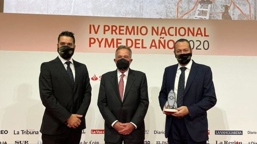 La alicantina FacePhi se convierte en la mejor pyme de España por sus técnicas de reconocimiento facial