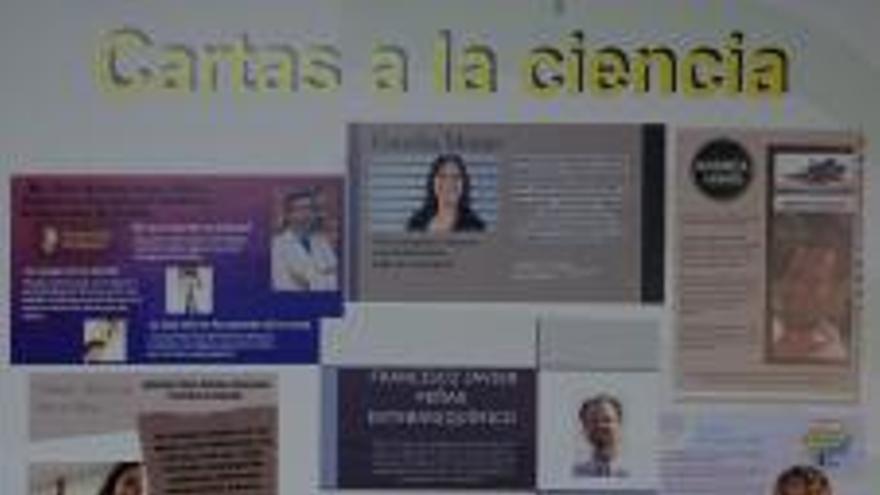 Proyecto de ciencia del IES Los Tarahales