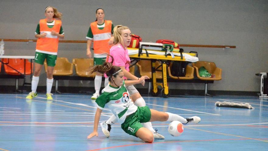 Derbi andaluz para el Cajasur Deportivo en la Copa de la Reina