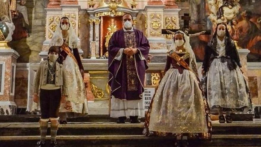 La Basílica pide a las Fallas que no le lleven flores porque no pueden asumirlas todas