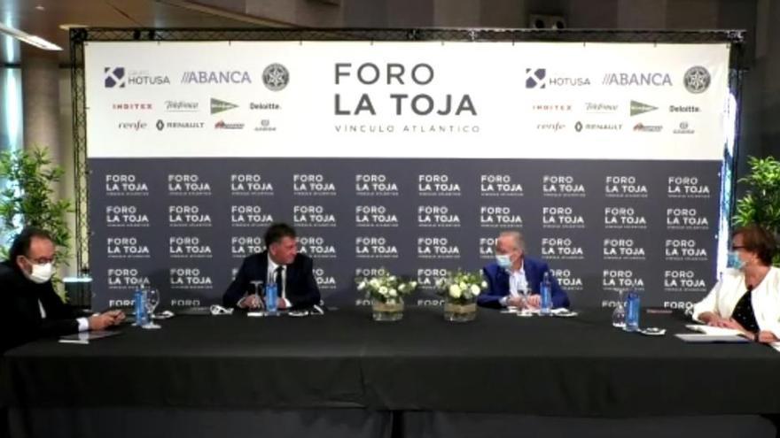 Sánchez, González y Rajoy, en el Foro La Toja que abordará cómo superar la crisis