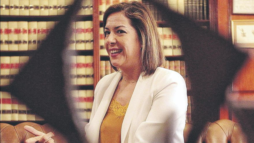 "Evelyn Alonso: ""Me he sentido amenazada por parte de Patricia Hernández"""