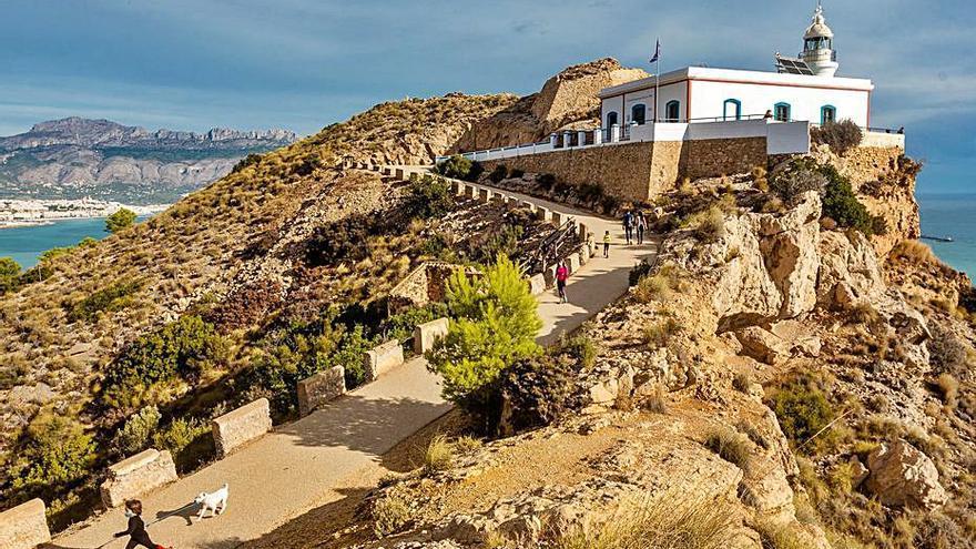 Puertos prorroga hasta 2026 la concesión del Faro de l'Alfàs