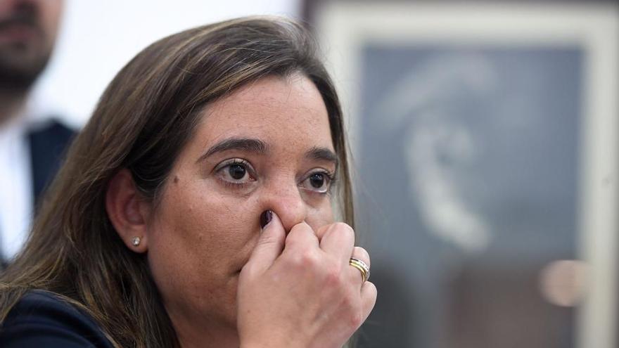 Inés Rey abre el diálogo con las fuerzas progresistas