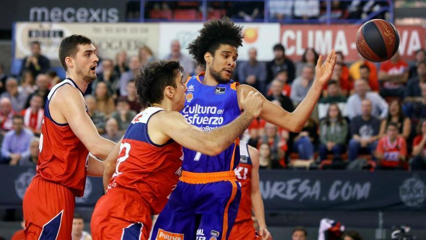La Copa se complica sobre la bocina para el Valencia Basket