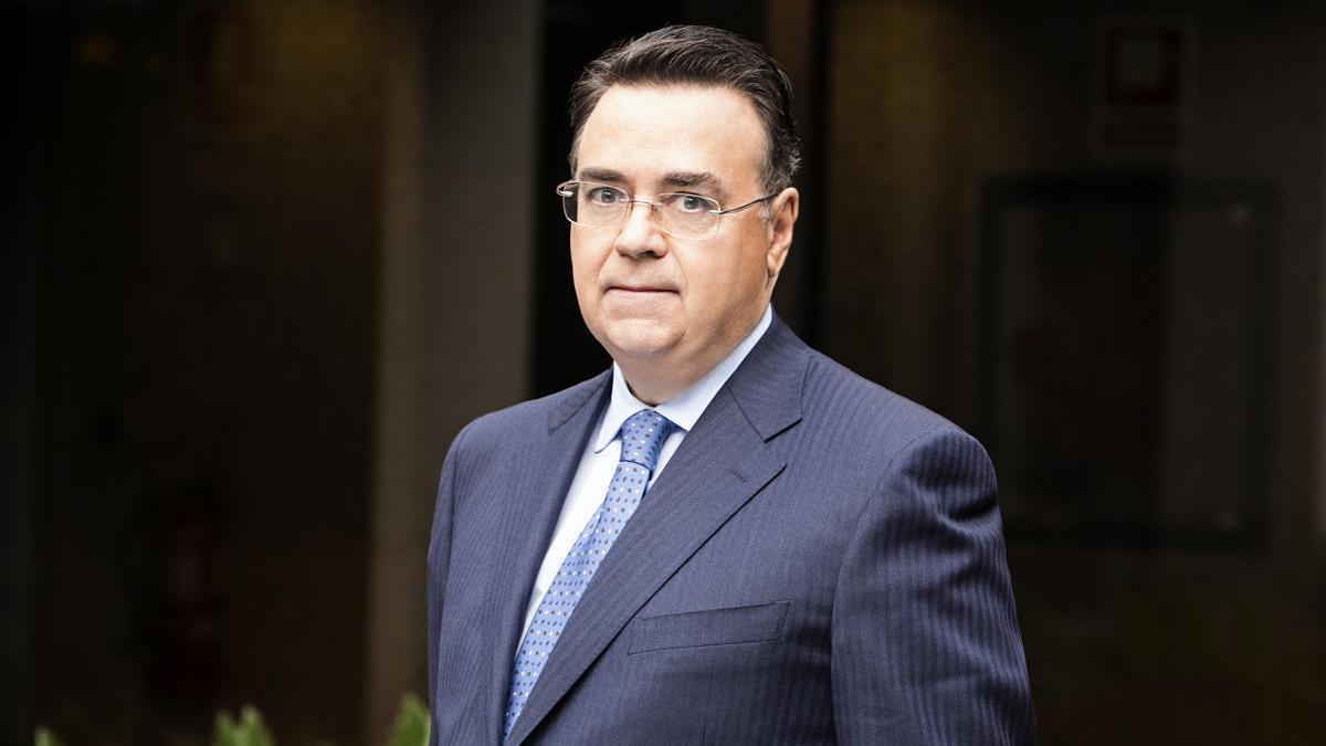Antonio Llardén, presidente de Enagás.