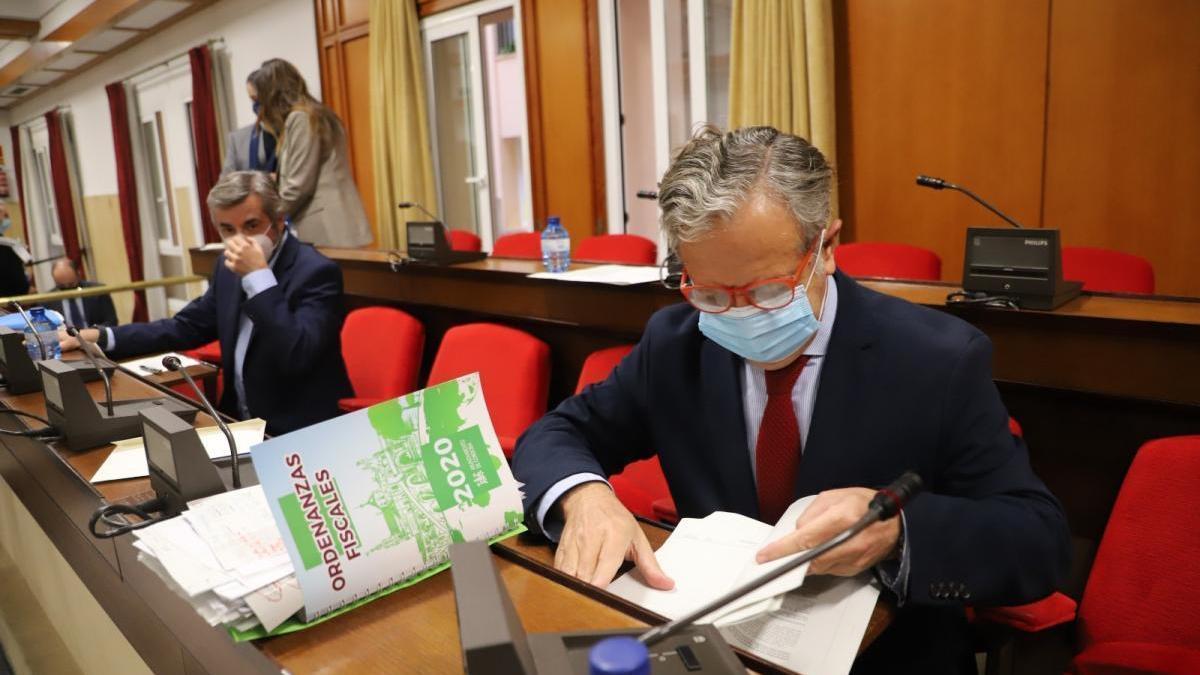 El Pleno del Ayuntamiento de Córdoba aprobará el día 28 las ordenanzas fiscales del 2021