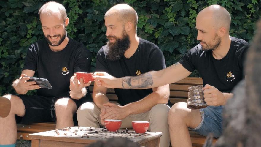 """La lucha de la empresa aragonesa San Jorge Coffee Roasters contra el """"mal café"""" recauda 140.000 € en 48 horas"""