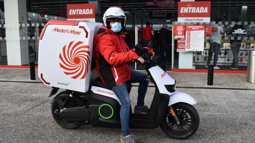 MediaMarkt confia en Silence per a repartir els seus productes a Girona