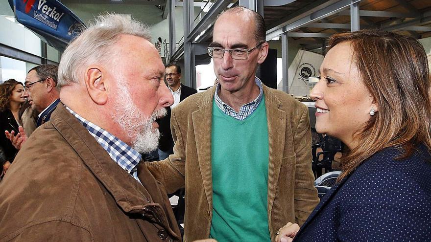 El exconselleiro Vázquez Almuiña relevará a López Veiga en la presidencia del Puerto de Vigo
