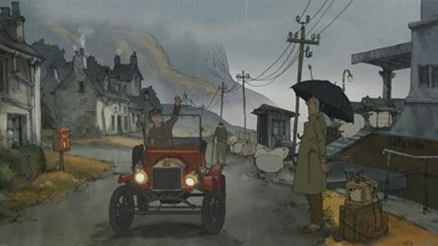 El Ilusionista (De Jacques Tati)