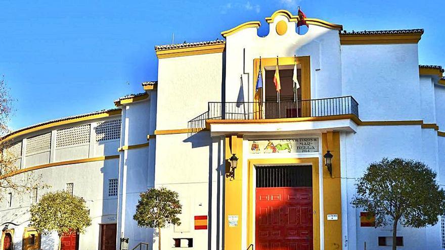 Cs pide un uso público para los locales de la plaza de toros de Marbella