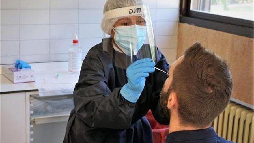 Castellón baja de la veintena de casos de covid en las últimas 24 horas