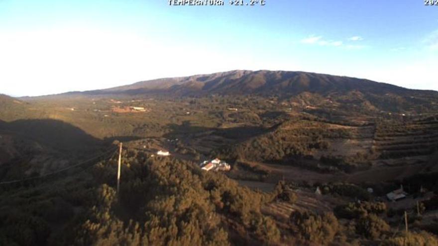 Los deslizamientos del terreno amenazan a Canarias