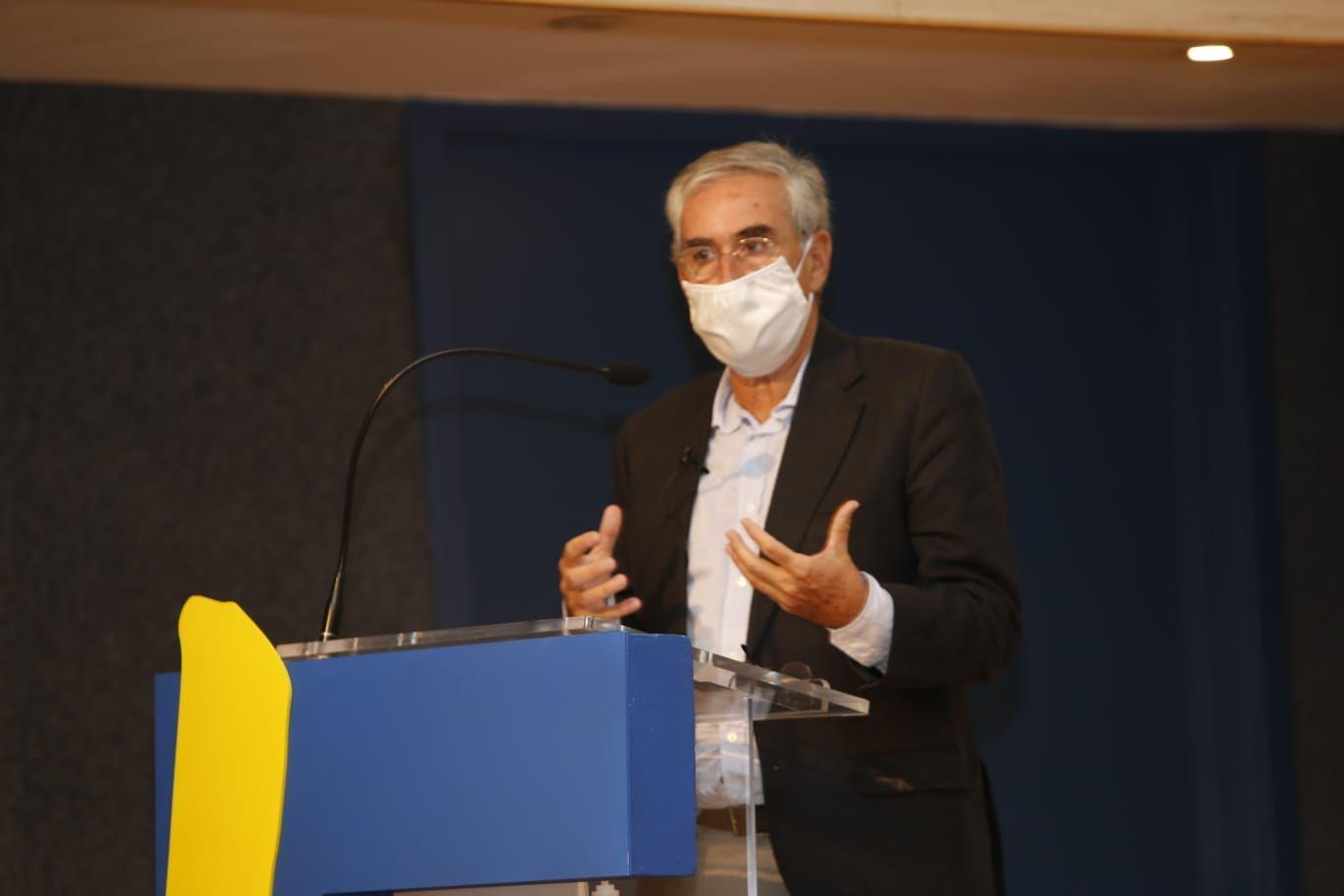 Ramón Jáuregui ofrece una charla sobre los retos de «una Europa por hacer»