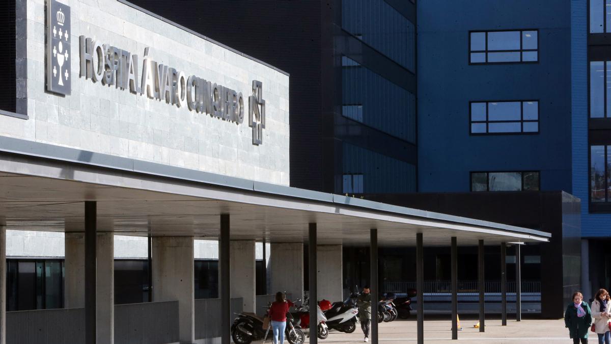 Una imagen de archivo del Álvaro Cunqueiro