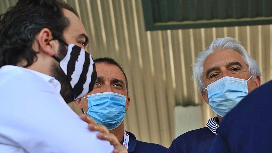 El presidente del Zamora CF, Víctor de Aldama, propuesto para el premio de la paz
