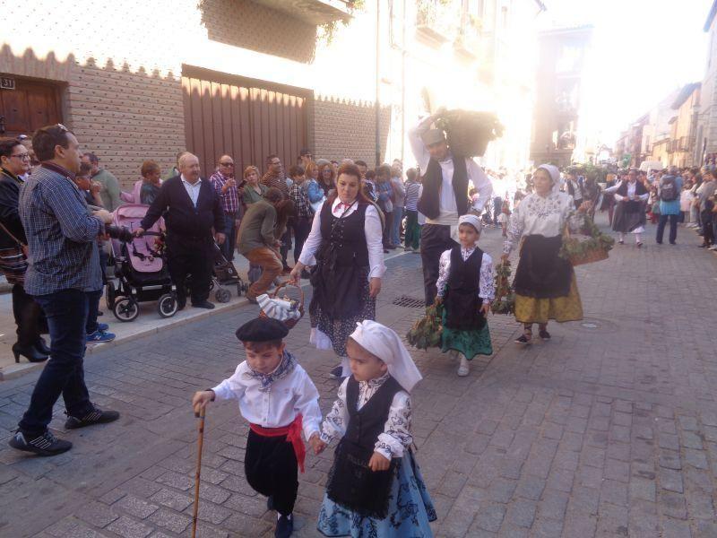 Desfile de carros en La Vendimia 2016 (Toro)
