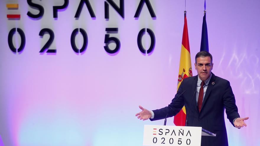Así es la España del 2050 que quiere el Gobierno: tasa de paro del 7% y jornada de 35 horas