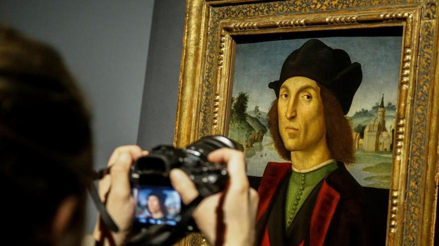 La mayor exposición de la historia del artista Rafael