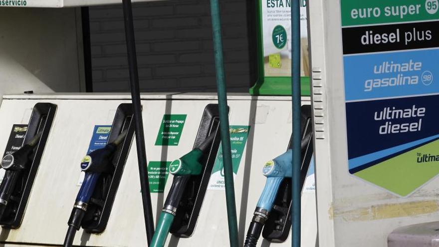 La gasolina ha subido un 15% y el gasóleo más del 11% en lo que va de año