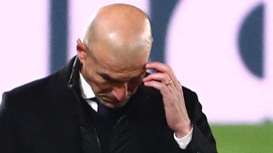 Zidane se marcha del Real Madrid... empieza una nueva era