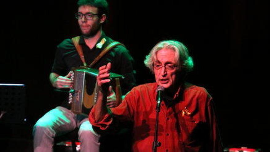 Mor als 69 anys el músic i fundador del Tradicionàrius, Jordi Fàbregas