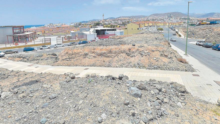 Lopesan tiene vía libre para construir viviendas sociales en Arguineguín