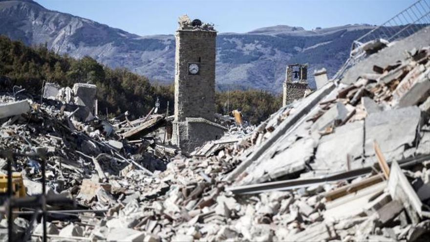 Otro grave terremoto en Italia deja miles de evacuados