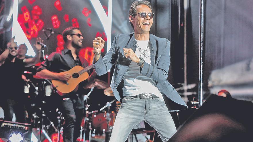 Marc Anthony actuará en el Monte do Gozo el verano que viene