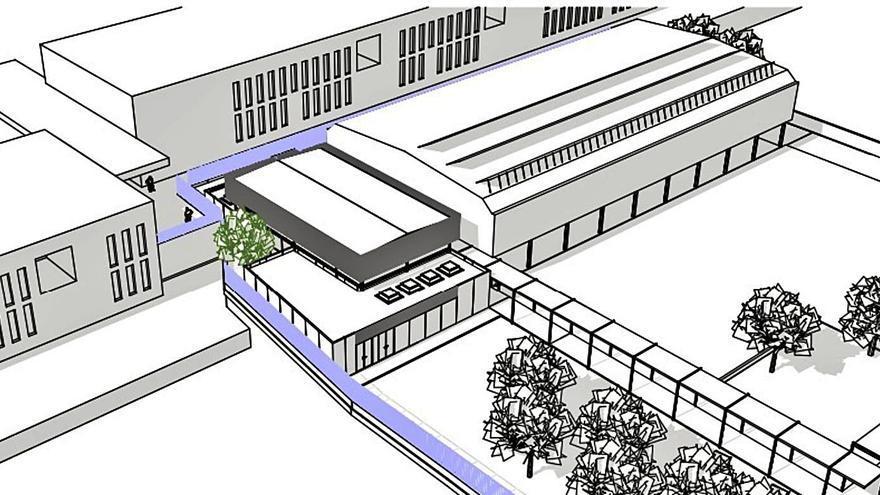 Invertirán 4,8 millones de euros en dos colegios de Ontinyent