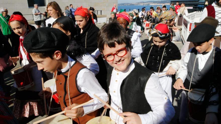 El libro completará otra iniciativa infantil que se celebra en Vigo todos los años sobre la Reconquista: la Reconquistiña.