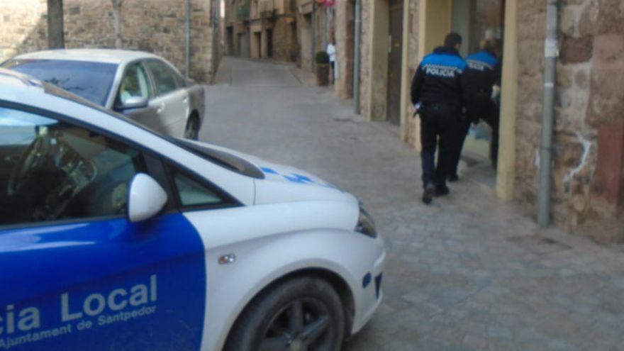 L'Ajuntament de Santpedor presenta una denúncia pel que considera una vaga encoberta de policies locals