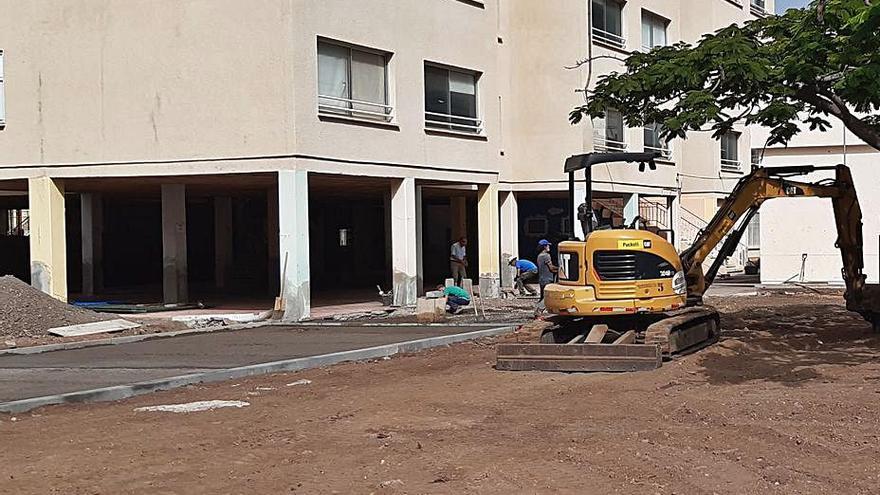 En marcha el proyecto de mejoras y reformas del Colegio Ruiz de Padrón