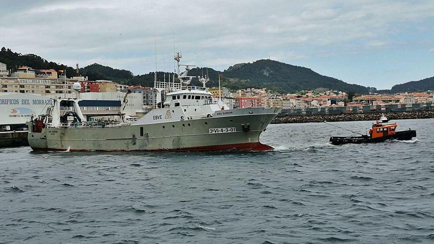 La flota de NAFO contará con menos de 1.500 toneladas de bacalao para todo 2021