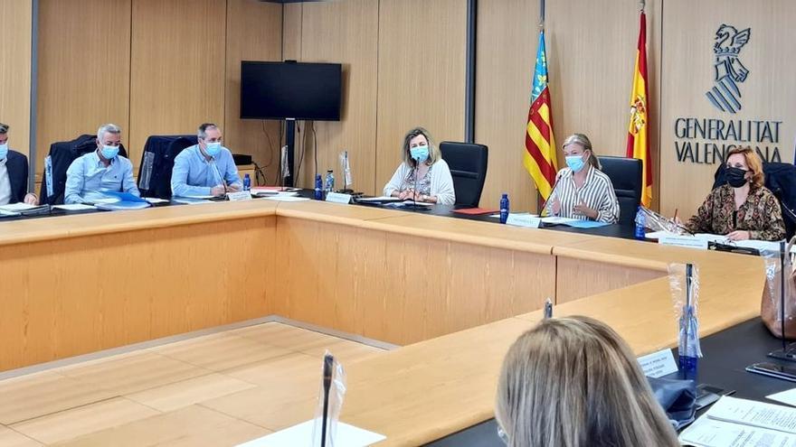 El Consell aplicará la subida salarial del 2% al personal funcionario