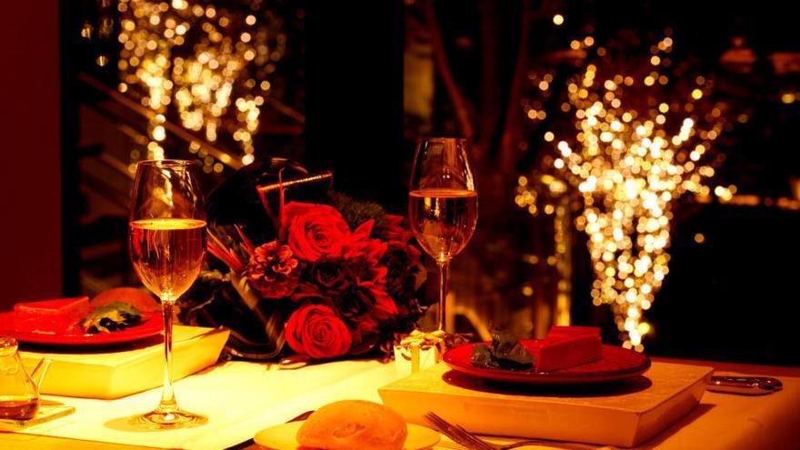 Los restaurantes alargan San Valentín a toda la semana y aumentan las reservas