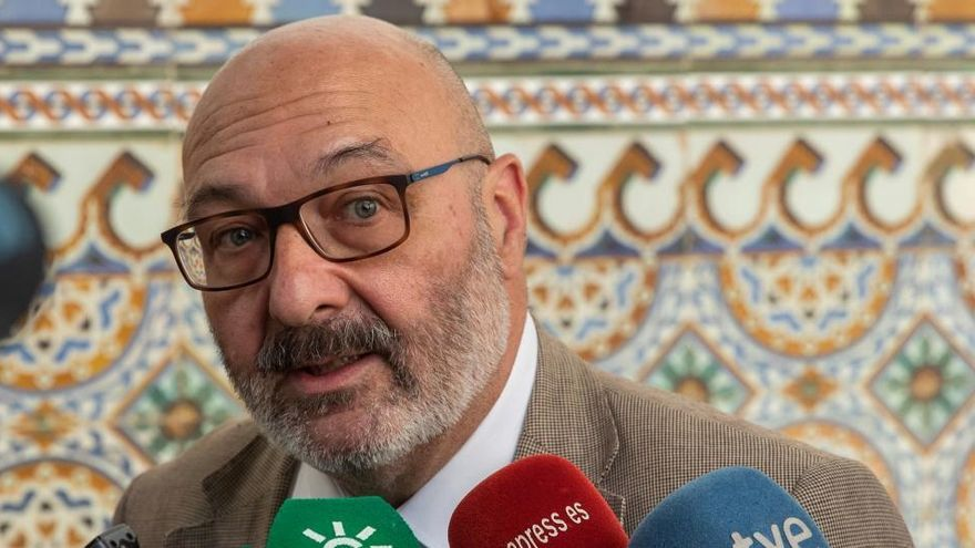 Vox rechaza los presupuestos andaluces elaborados por el Gobierno de PP y Cs