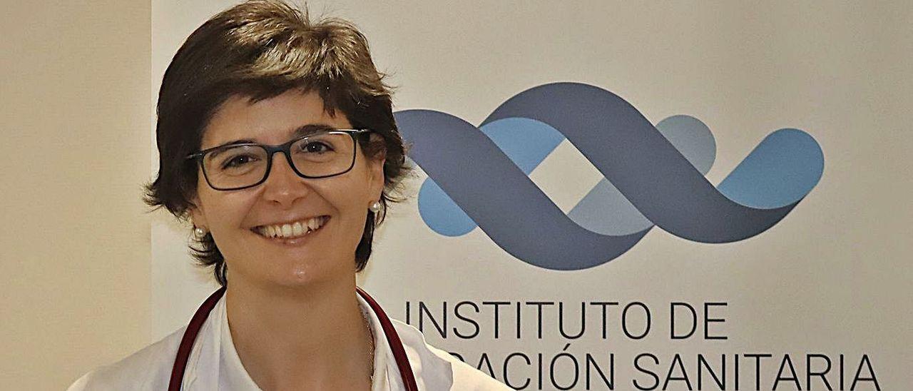 Maite Pérez es doctora especialista en Medicina Interna.